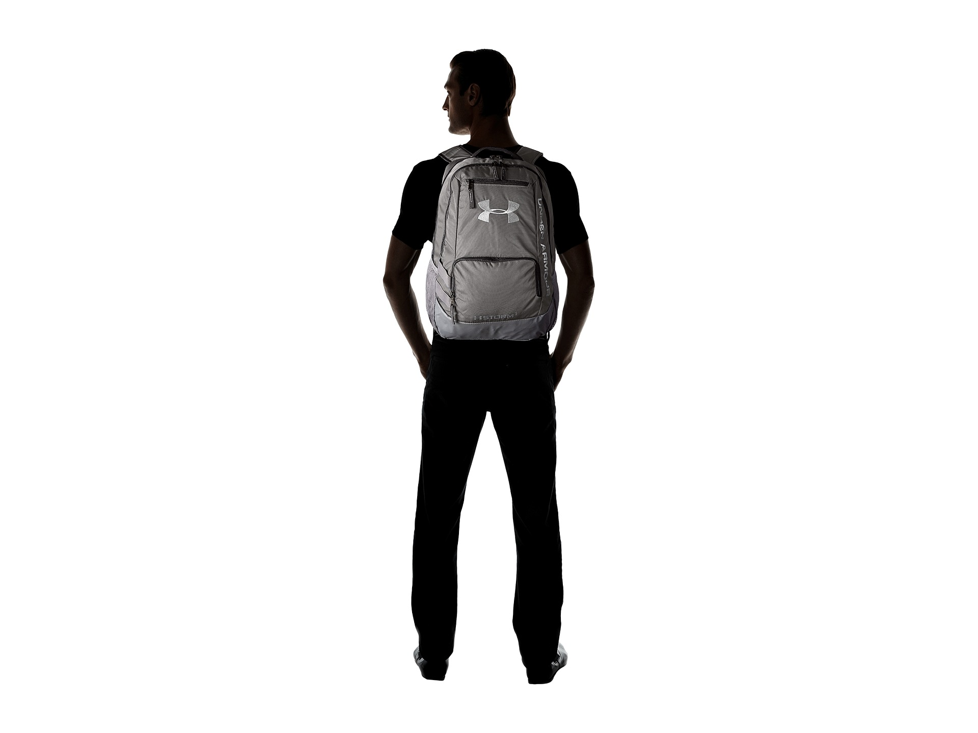 e0c32993b1b7 ua storm recruit backpack graphite cheap   OFF47% The Largest ...