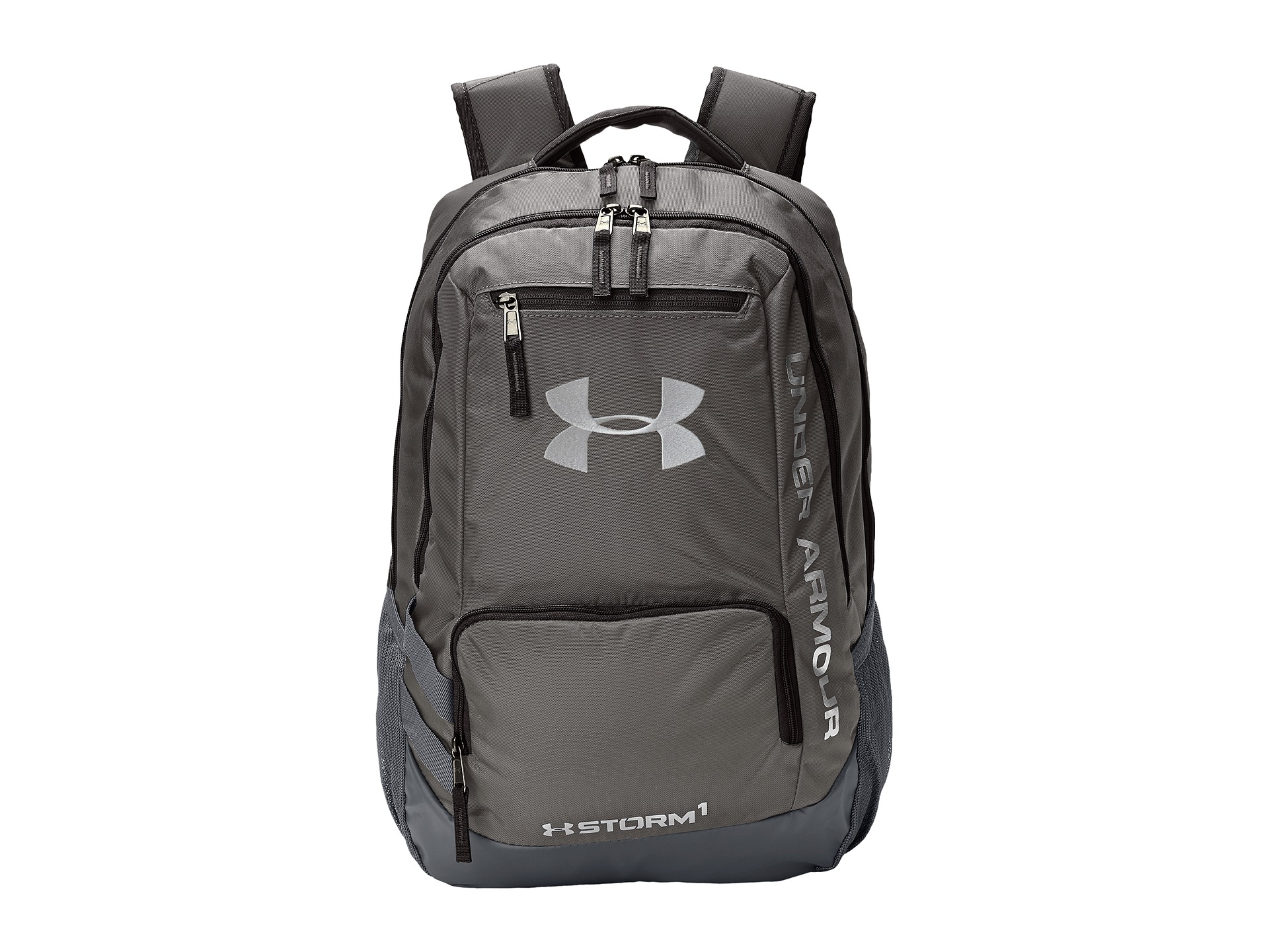 under armour hustle backpack black cheap   OFF35% The Largest ... 9e6b0481f86e6