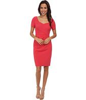 Adrianna Papell Colorblock Side Burst Dress Women