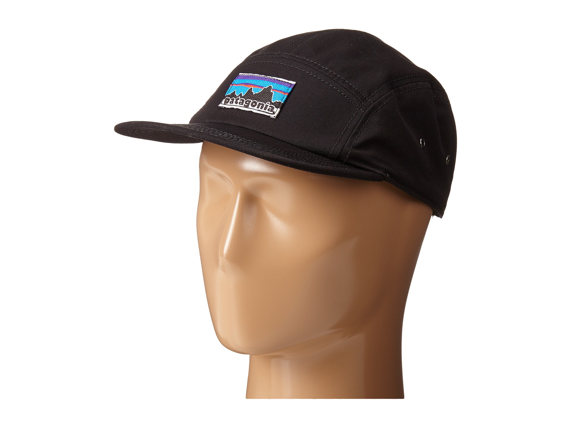 b60687d9500 Patagonia Retro Fitz Roy Label Tradesmith Cap on PopScreen
