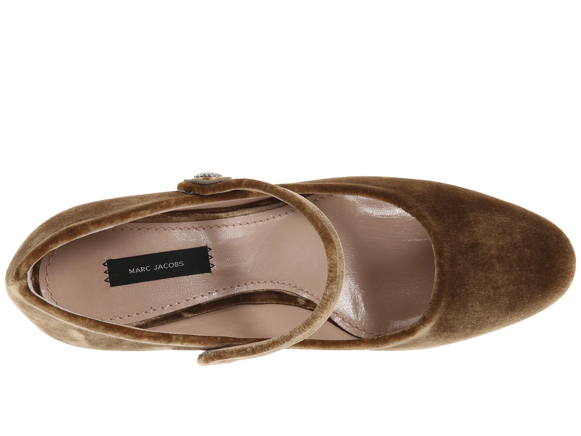 Marc Jacobs Shoe Size Chart