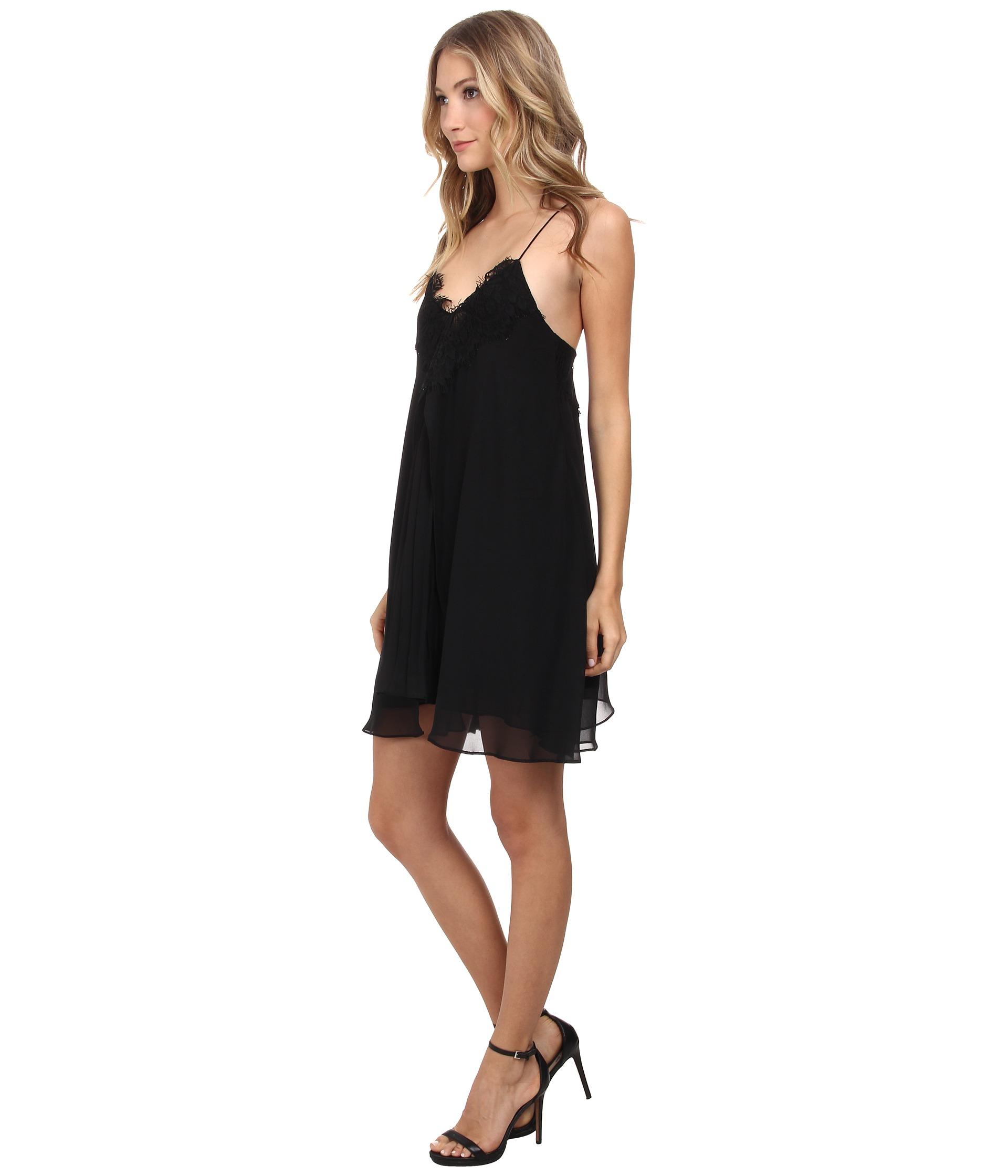 StyleStalker Lining Chinosere Dress