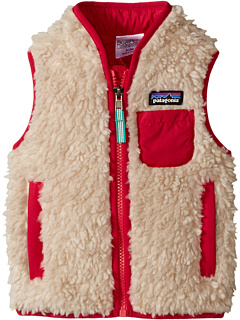 Patagonia Kids Baby Retro X Vest Infant Toddler Natural