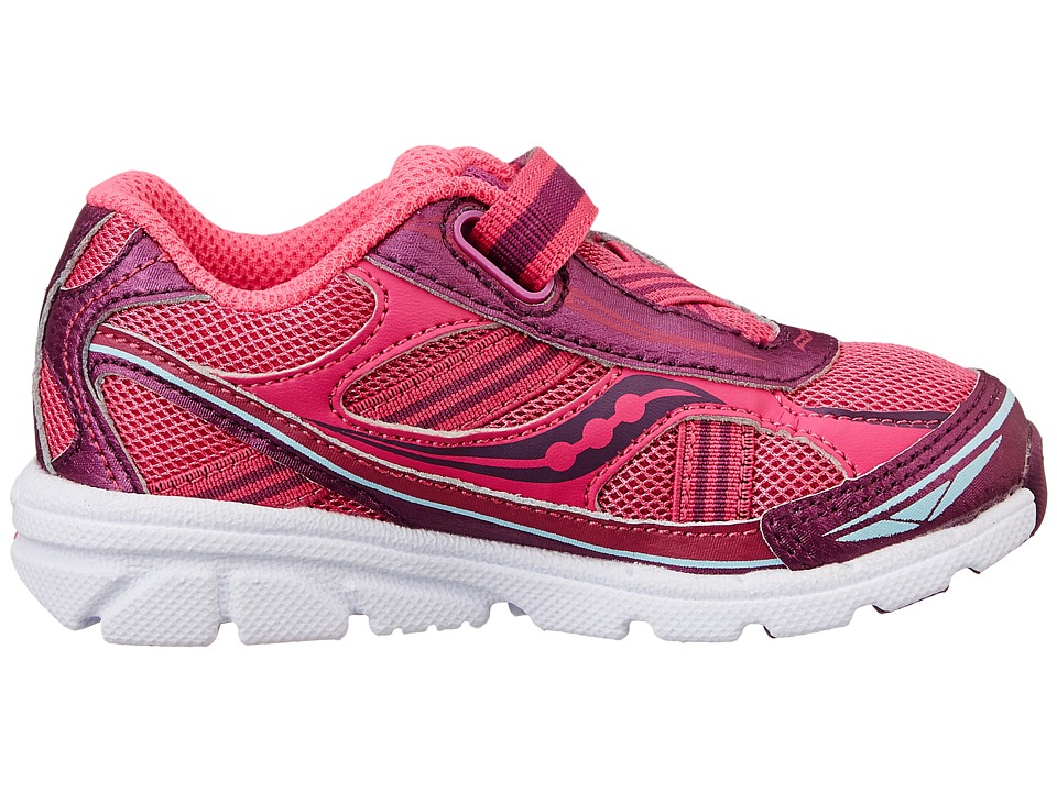 Saucony Kids Ride Toddler Little Kid Girls Casual Sneakers