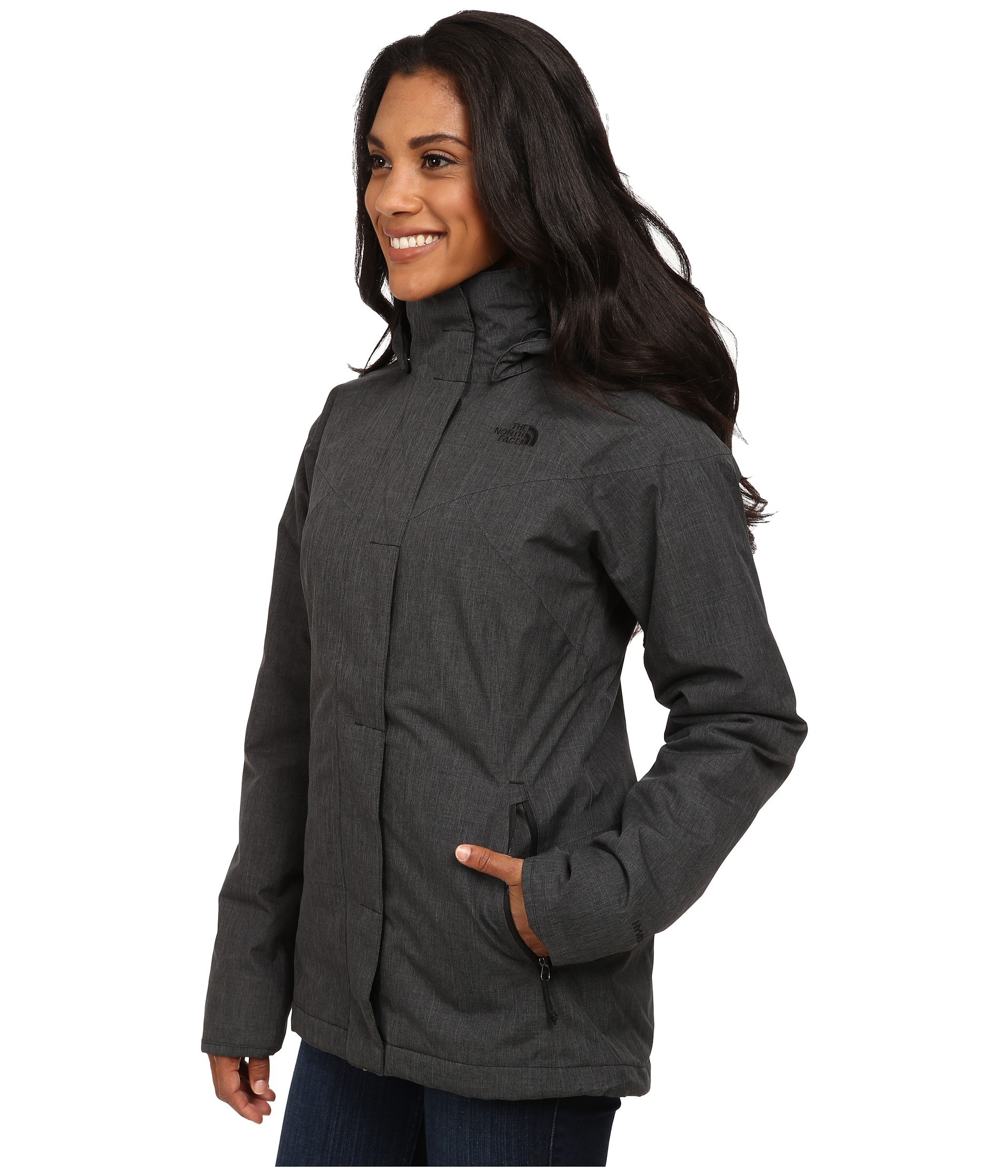 the north face down triclimate jacket femme reviews. Black Bedroom Furniture Sets. Home Design Ideas