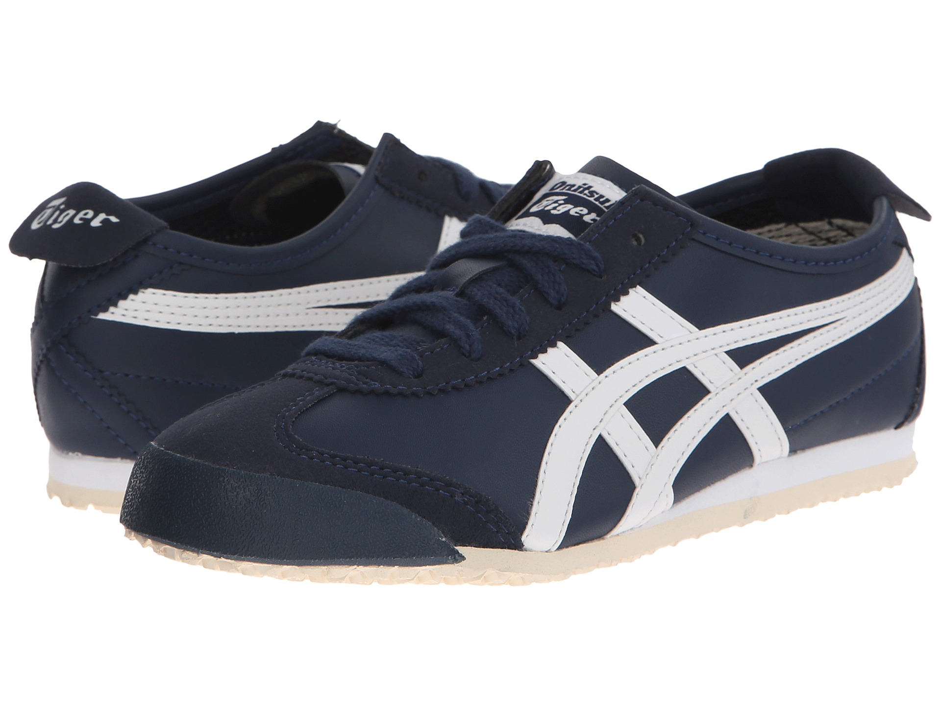 onitsuka tiger kids by asics mexico 66 toddler little. Black Bedroom Furniture Sets. Home Design Ideas