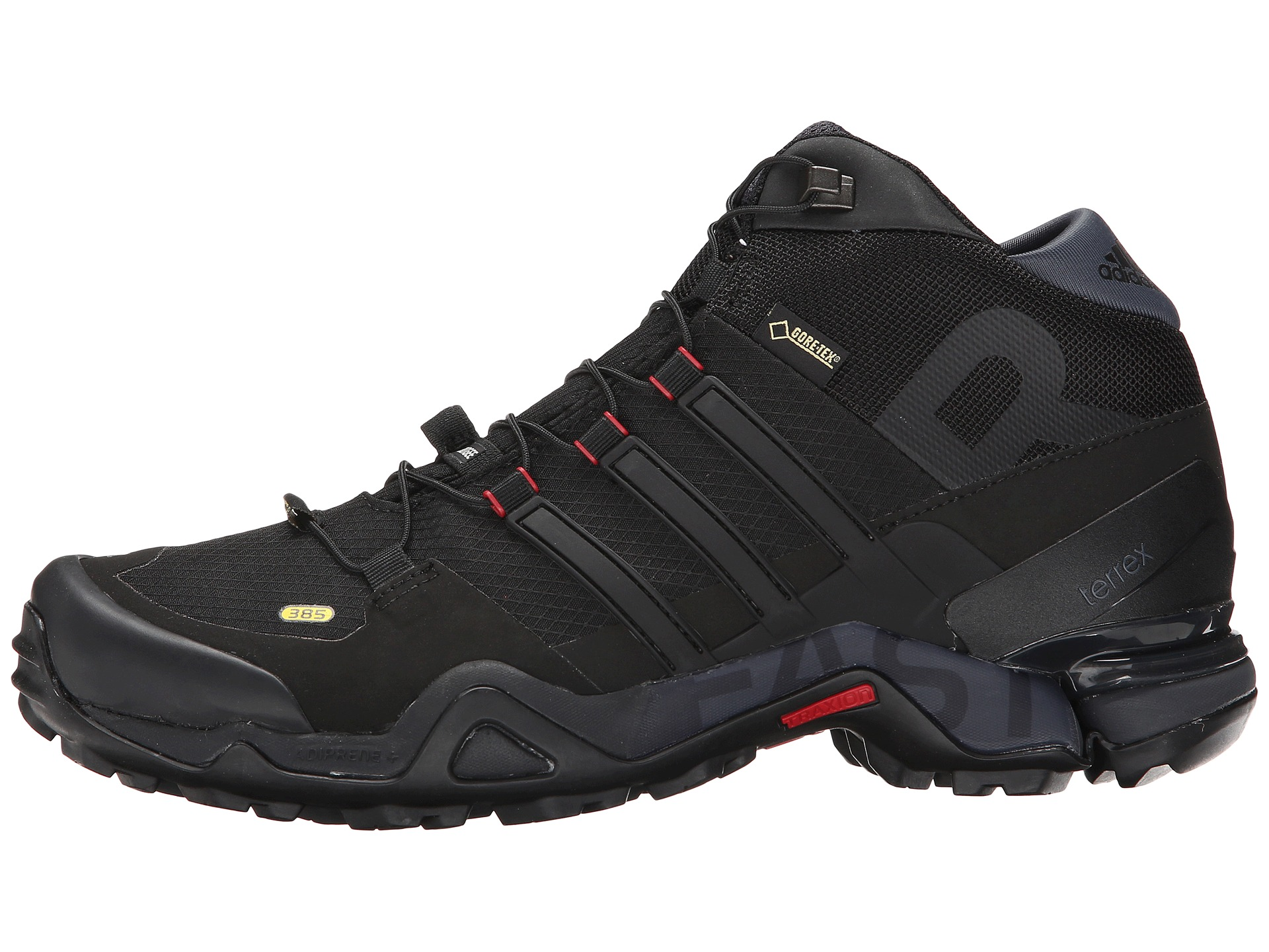 adidas outdoor terrex fast r mid gtx free. Black Bedroom Furniture Sets. Home Design Ideas