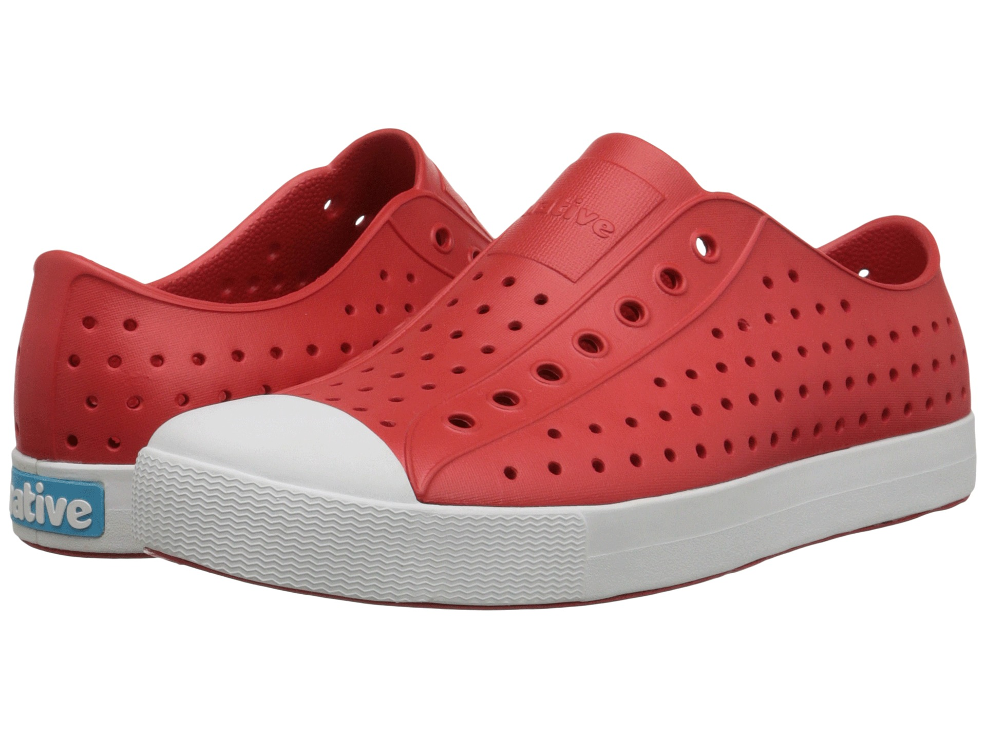 Native Shoes Girls Torch Red