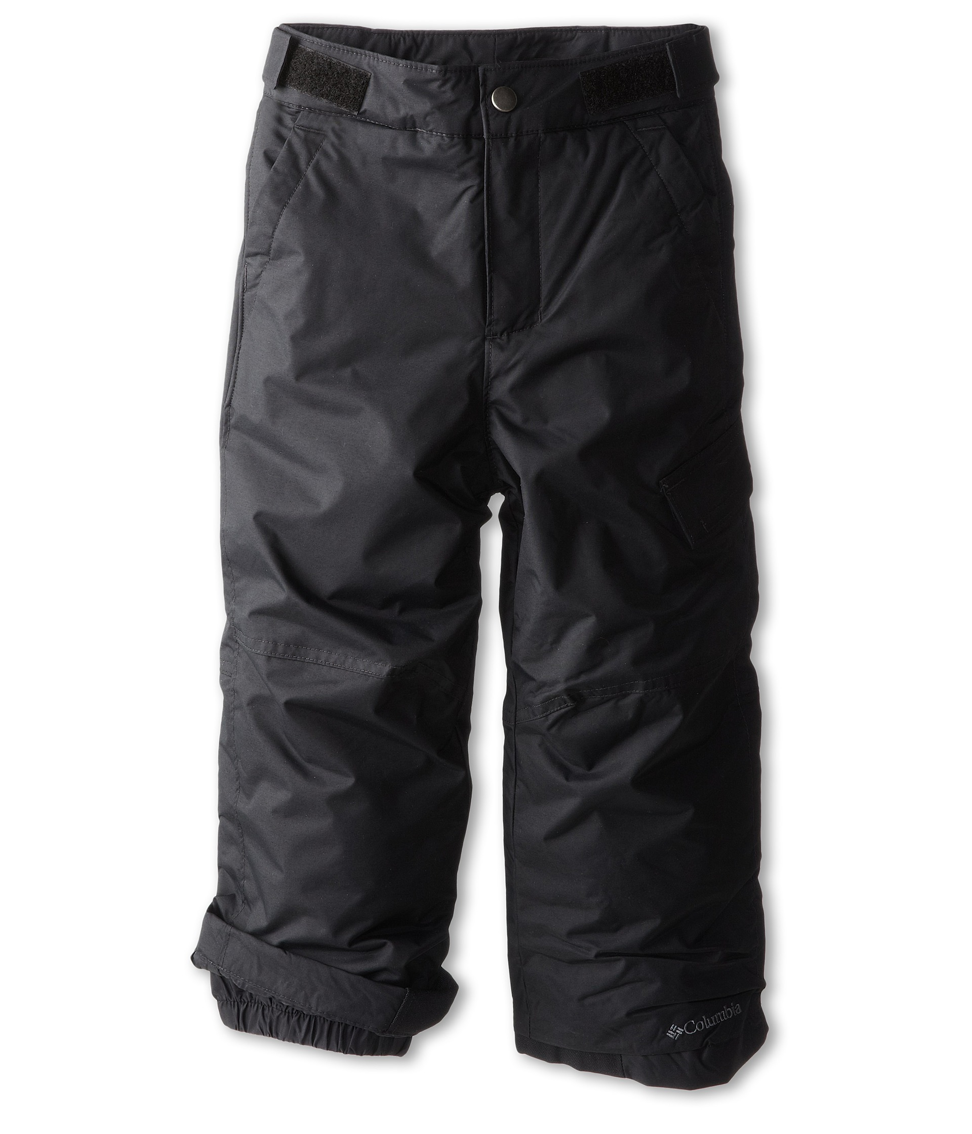 b967e1b4de56 Columbia Kids Ice Slope™ II Pants (Toddler) Black on PopScreen