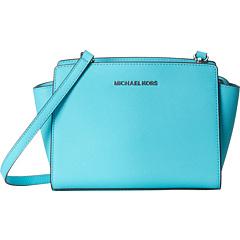 $82.08 MICHAEL Michael Kors Selma Medium Messenger On Sale @ 6PM.com