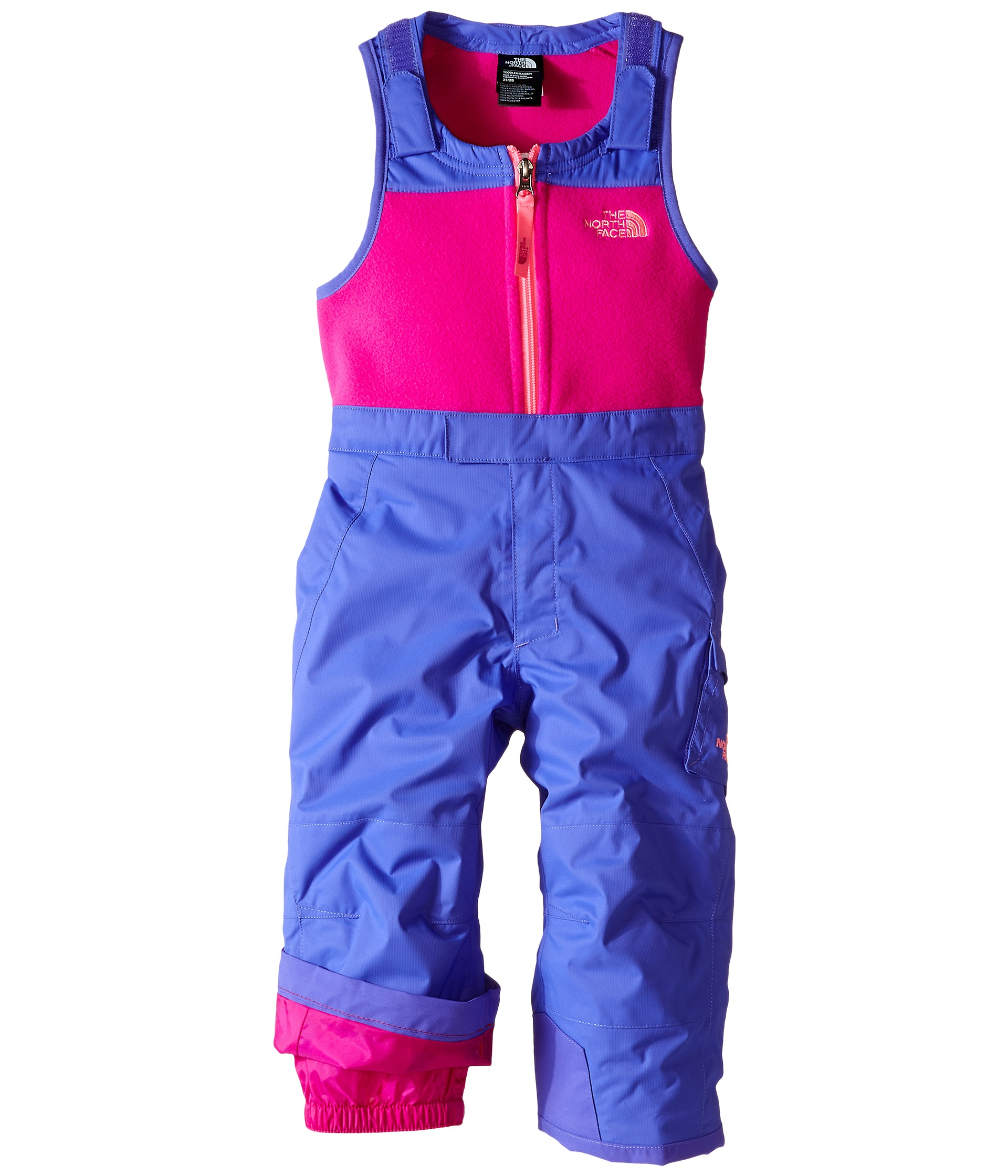 The North Face Kids Insulated Bib Toddler Zappos Com