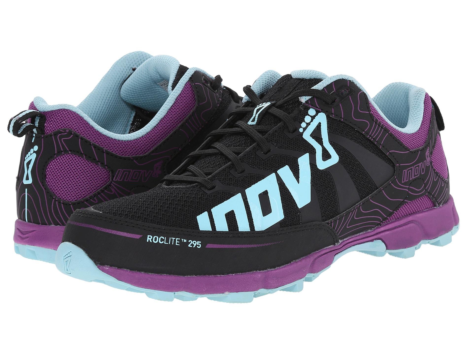 BlueShoesWomen Roclite Purple Inov On 295 8 Grey Popscreen 1FKTlJc
