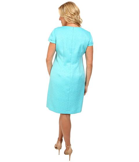 f7c8ded7117 T Tahari Plus size attire. plus length dresses in black