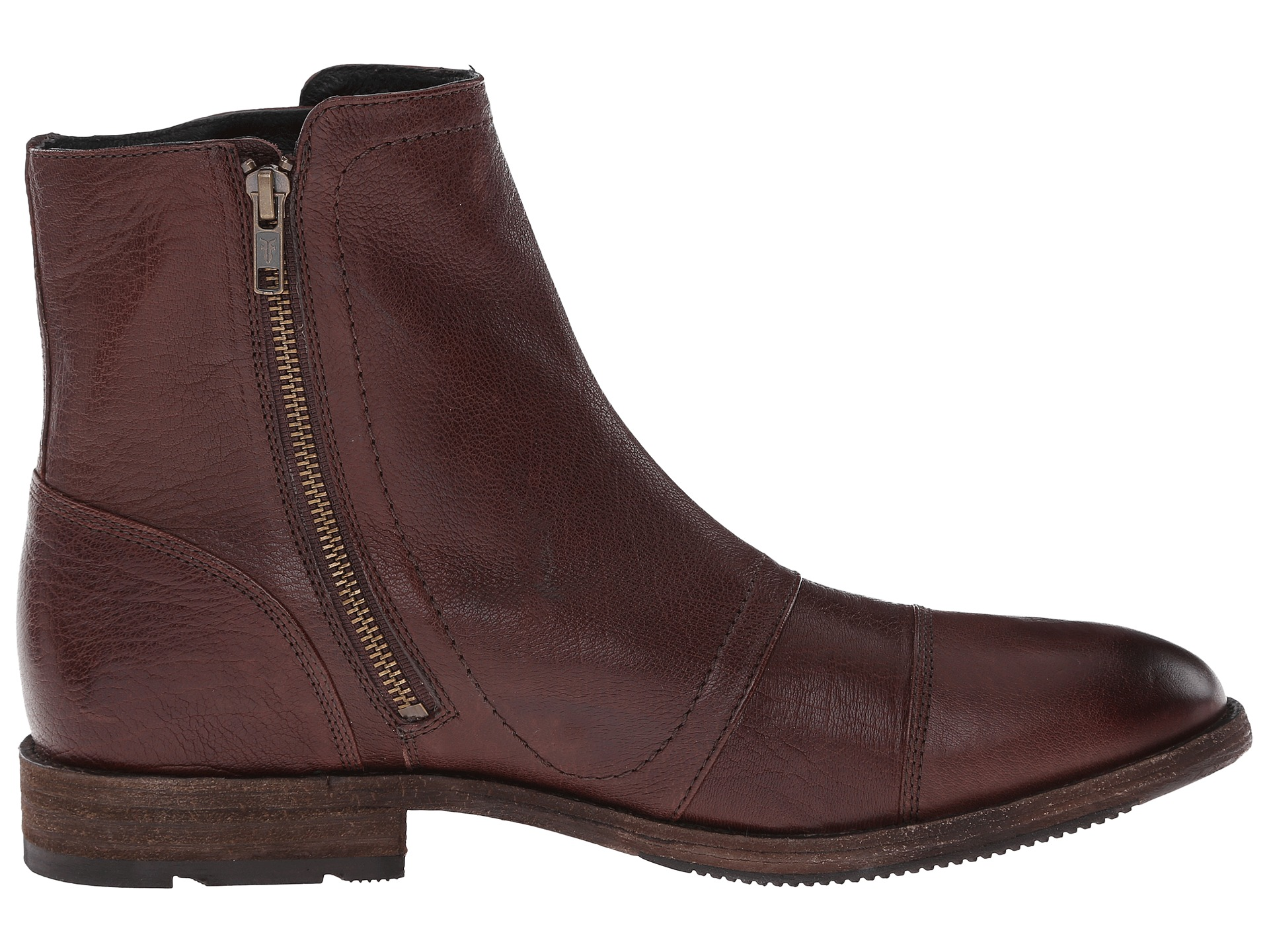 Frye Ethan Triple Monk Zappos Com Free Shipping Both Ways