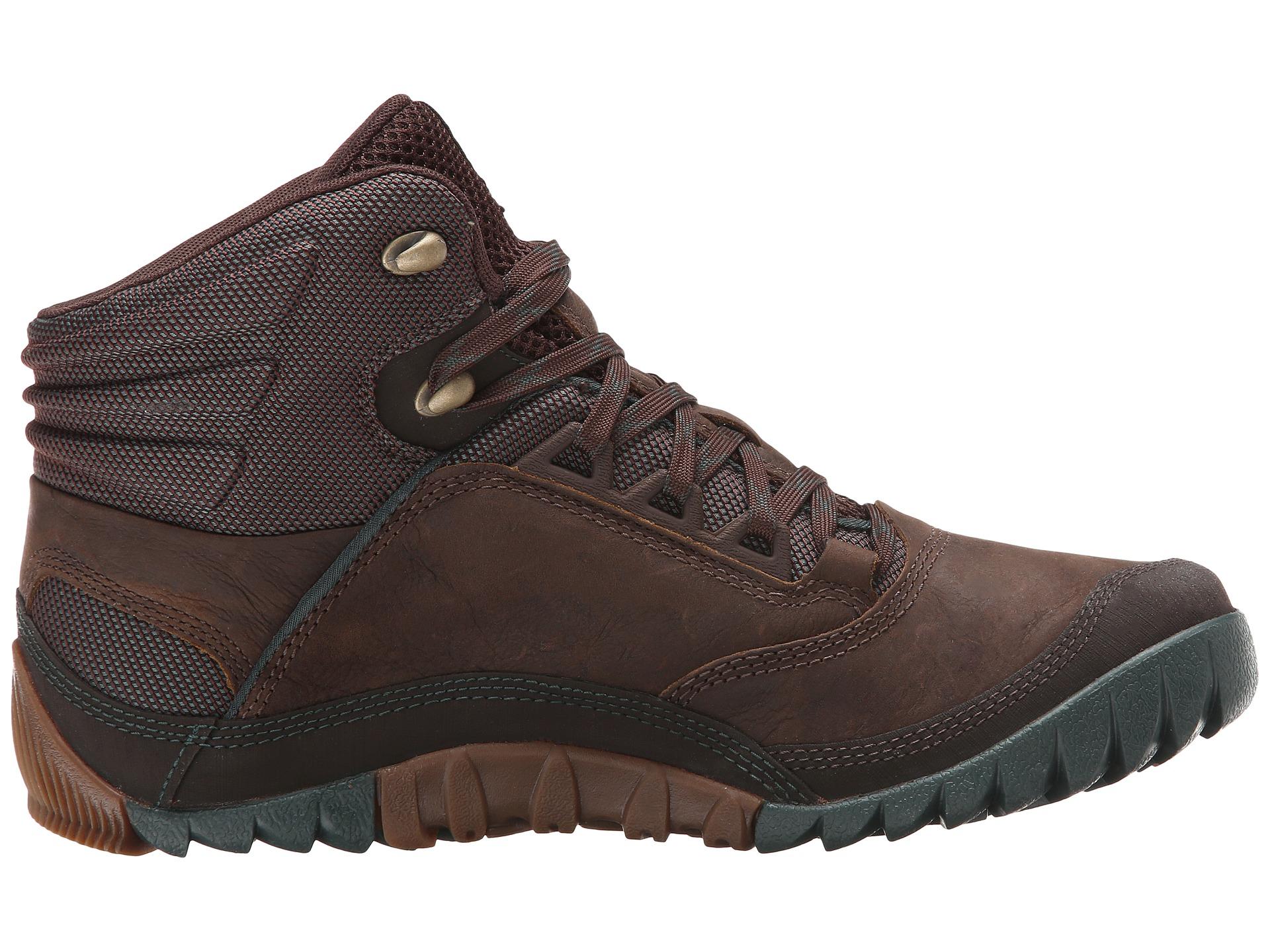 N S Annex Mid Gore Tex Hiking Shoe