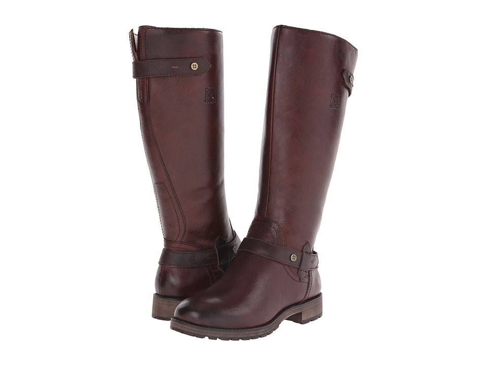 198339a4155 Naturalizer - Tanita (English Tan Oxford Brown Leather) Women s Boots
