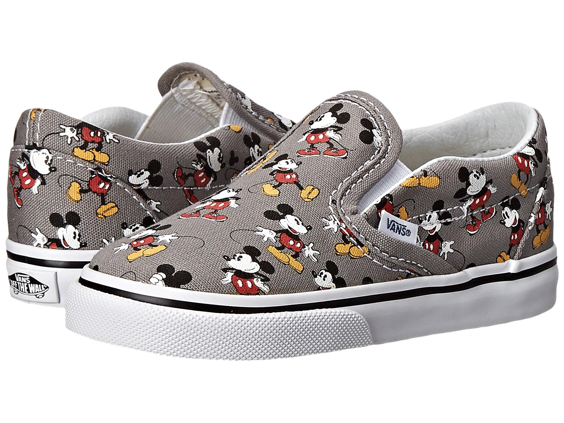 Vans Disney Baby Shoes
