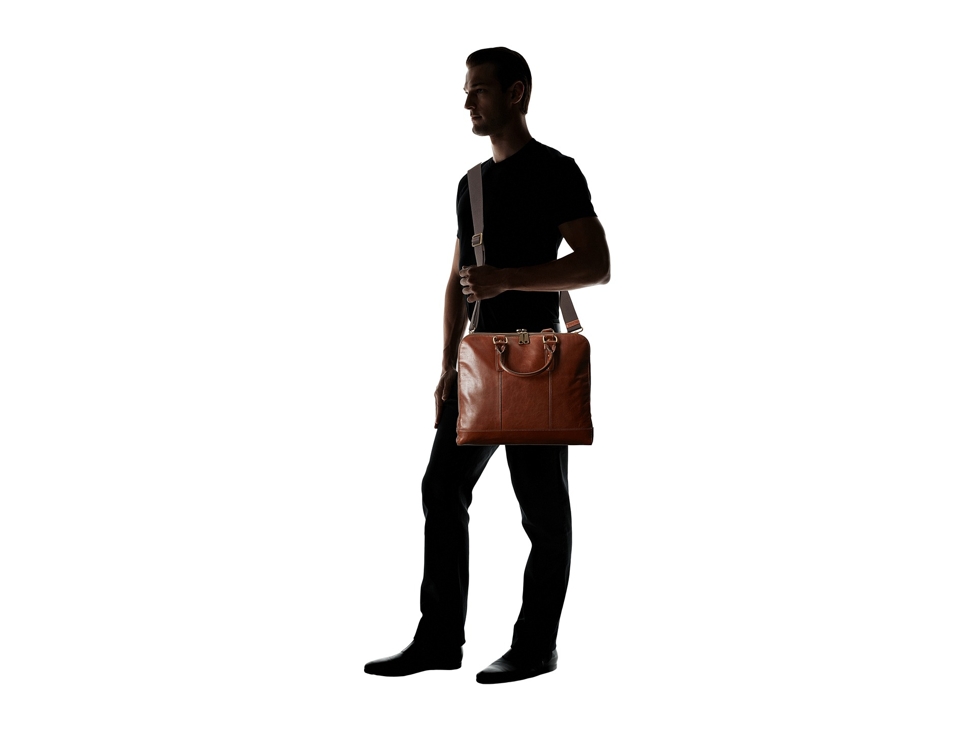 d5c1062460 Fossil Top Zip Work Bag   Fossil Dillon Large Double Zip Work Bag ...