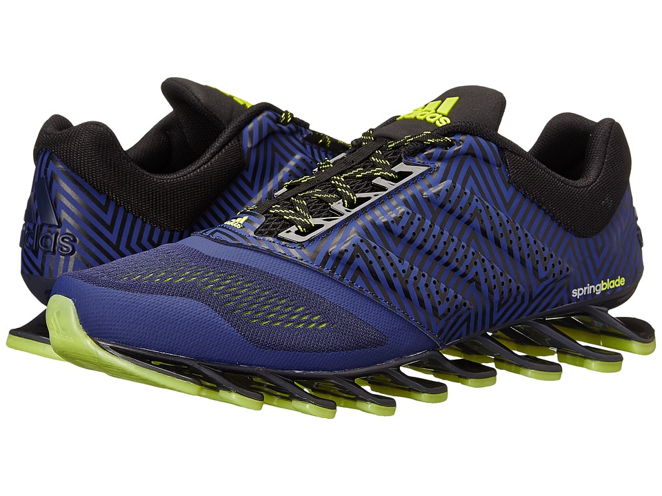 big sale f869a c727b ... adidas springblade drive 2.0 blue black ...