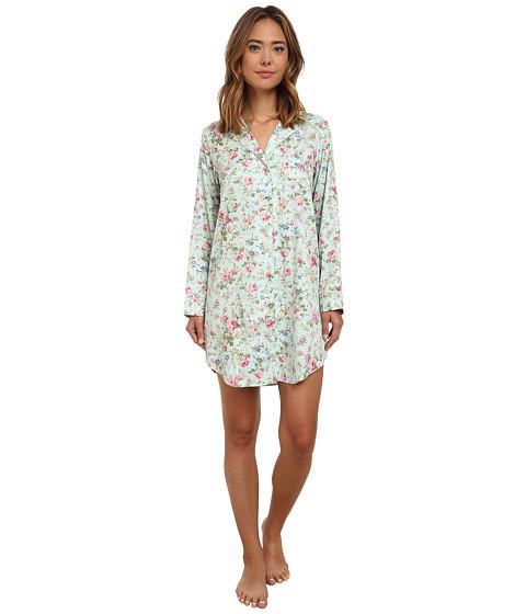 lauren ralph lauren long sleeve sleep shirt - WörterSee Public Relations 840412eab