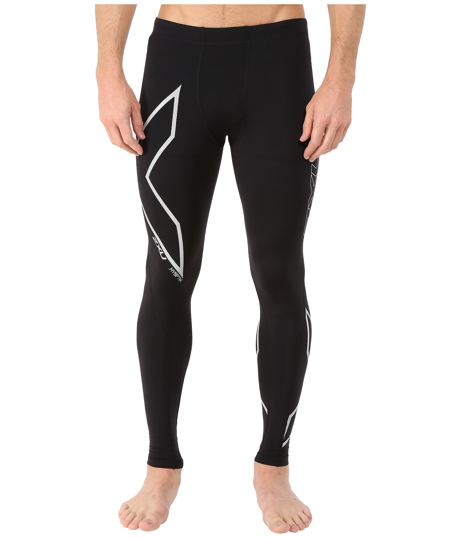 a0a1445c27 delicate 2XU Hyoptik Thermal Compression Tights at - www.b ...