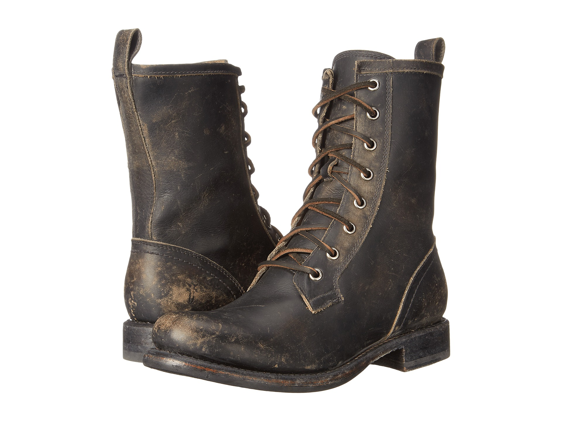 Stone Colored Combat Boots Coltford Boots