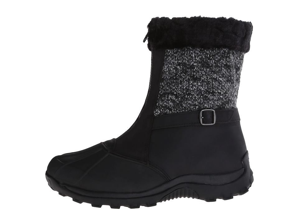 Propet Blizzard Mid Zip Womens Cold Weather Boots