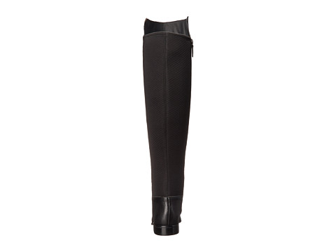 Cole Haan Dutchess Over The Knee Boot Black Leather 6pm Com