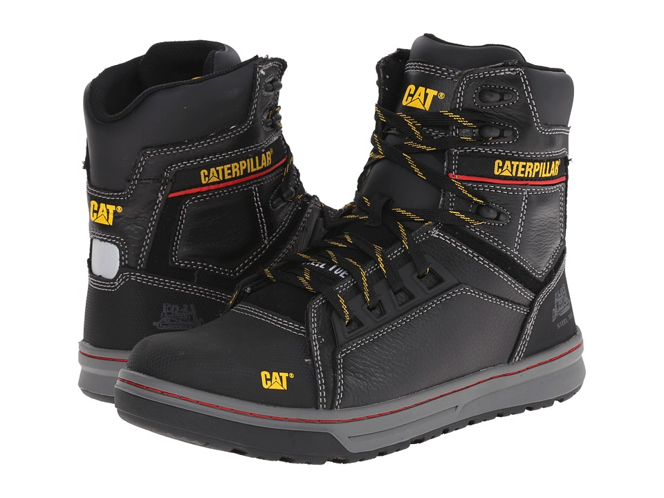 Caterpillar Men S Concave Hi St Work Shoe