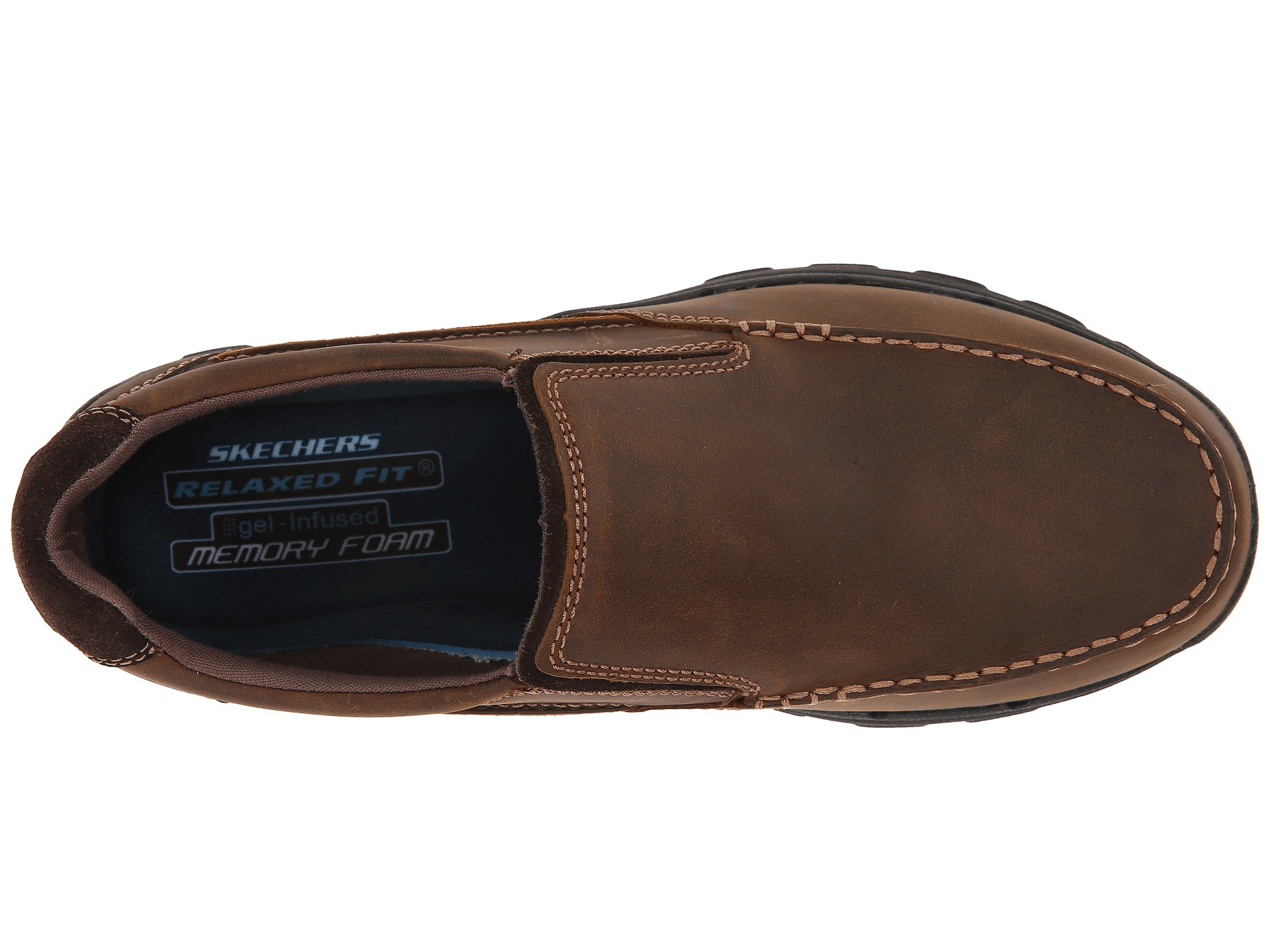 Caramelo Cintura difícil  skechers relaxed fit gel infused memory foam mens Sale,up to 51% Discounts