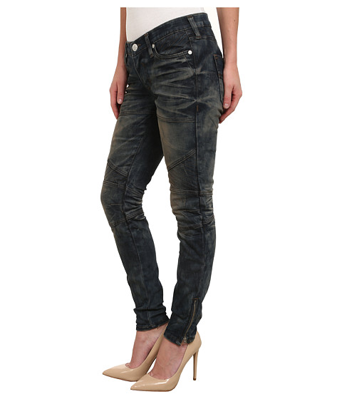 Affliction Raquel Skinny Jeans In Liberty Wash Liberty