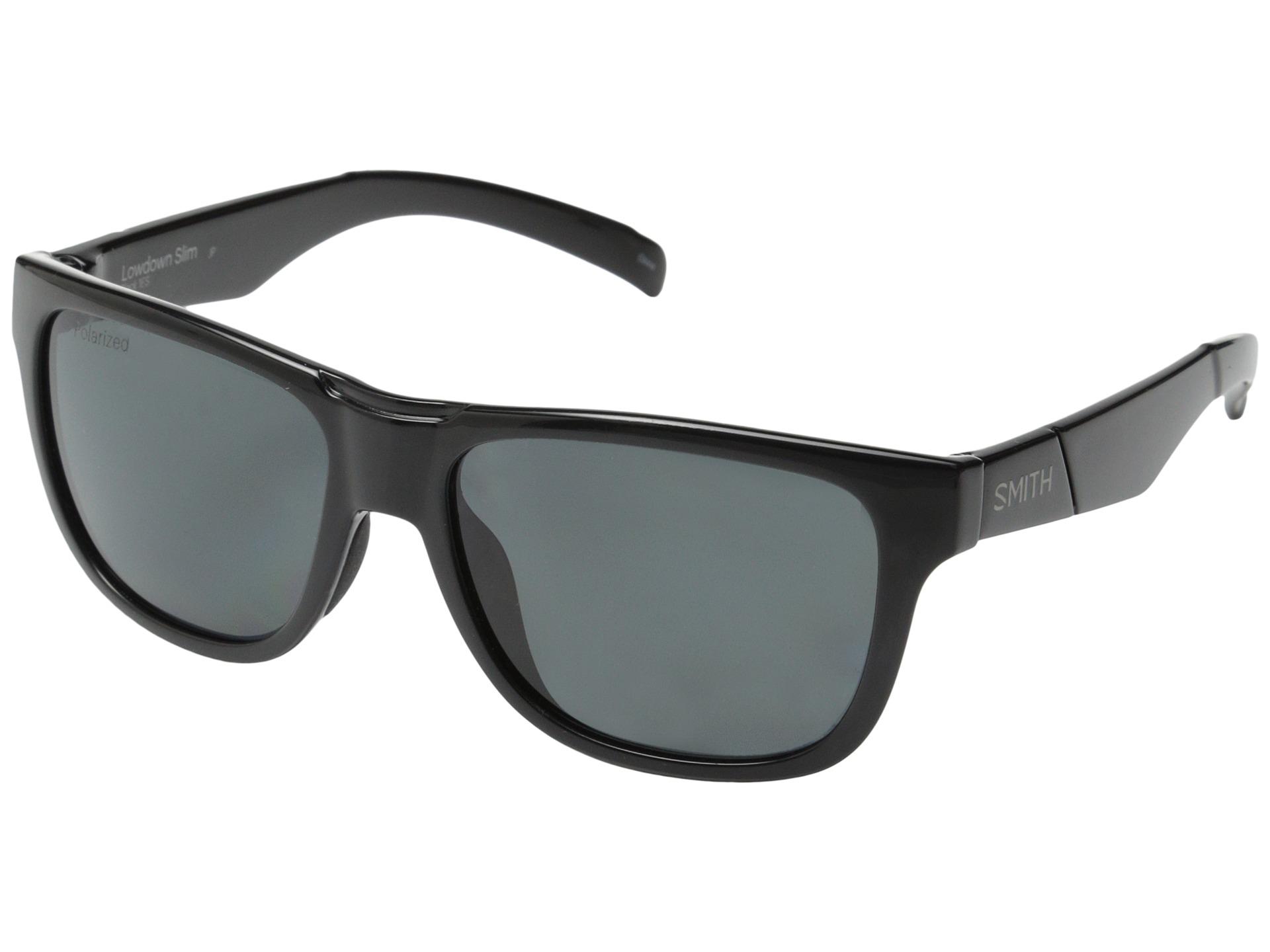 e562333204 Smith Optics Lowdown Slim Black Polar Gray Carbonic TLT Lenses on ...