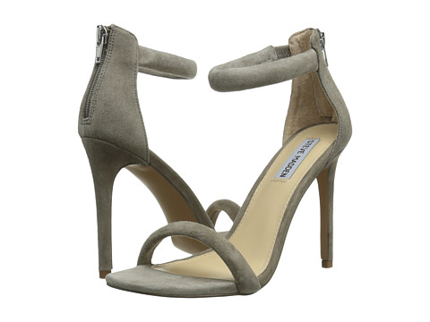8f7dfd170e7ad Steve Madden Fancci Taupe Suede - Zappos Free Shipping BOTH Ways