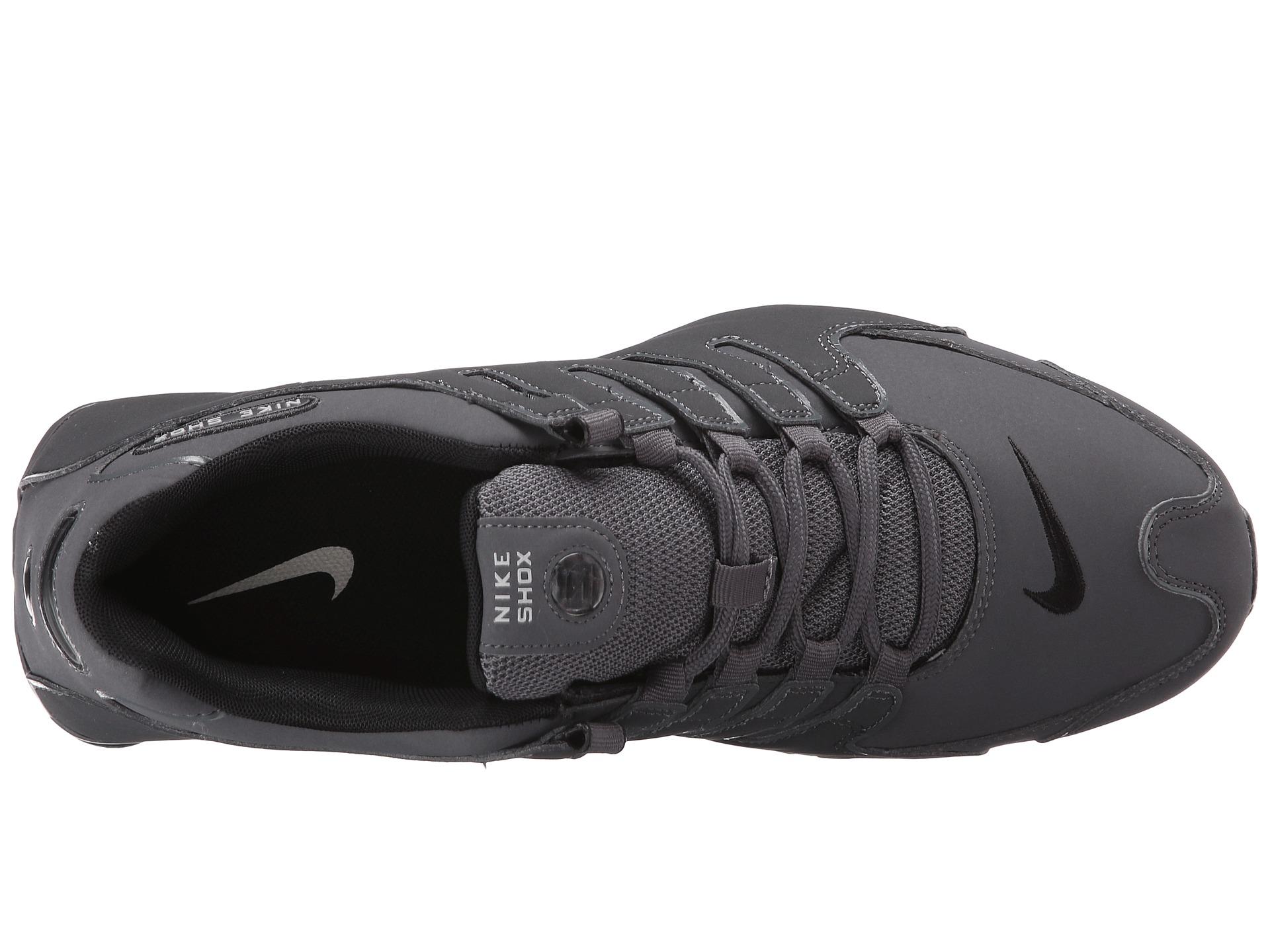 Nike Shox Dark Grey