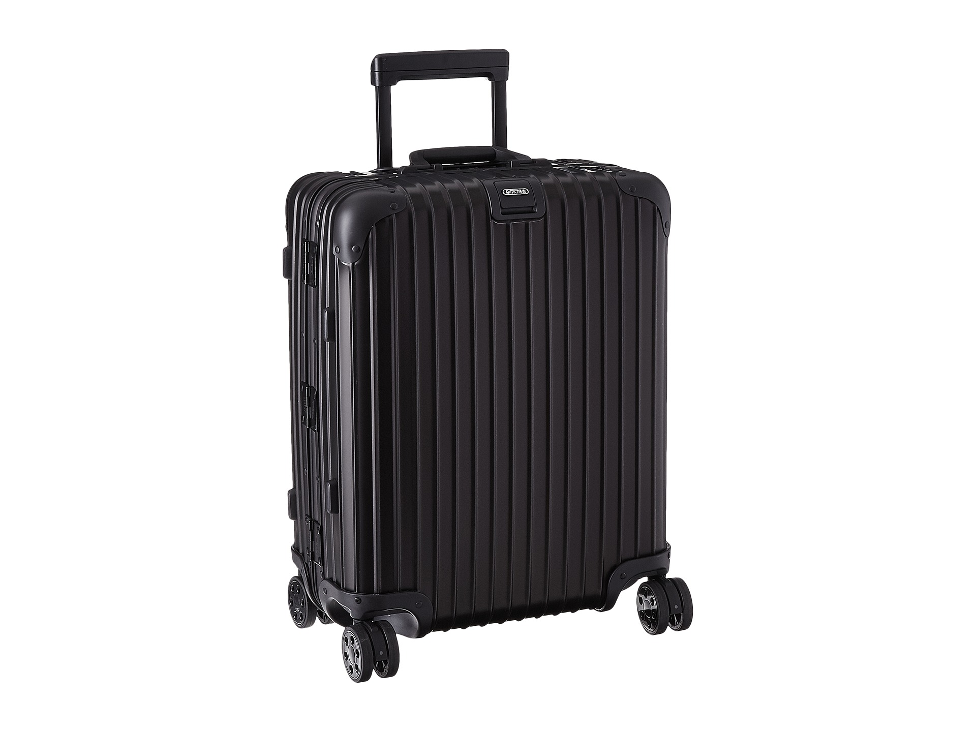 rimowa topas stealth cabin multiwheel 56 rhd at. Black Bedroom Furniture Sets. Home Design Ideas