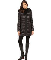 Dkny Hooded Anorak Soft Shell Jacket 51828 Y4 Black