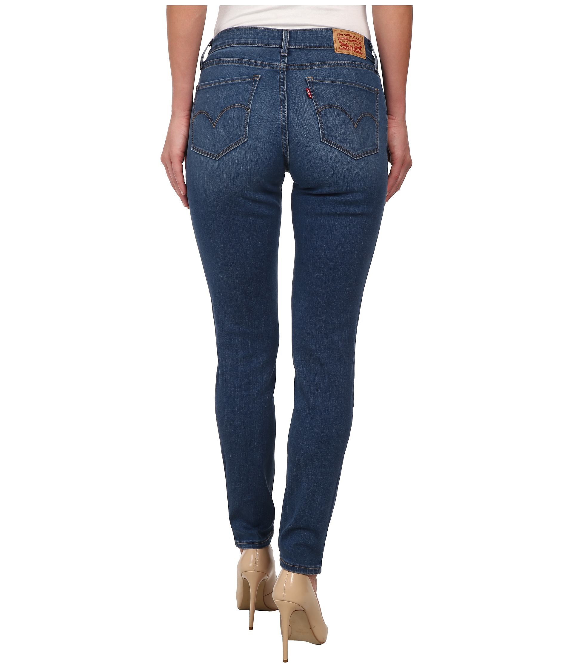 Shop the Levi's Mid-Rise Curvy Skinny Jeans and more Anthropologie at Anthropologie today. Read customer reviews, discover product details and more.