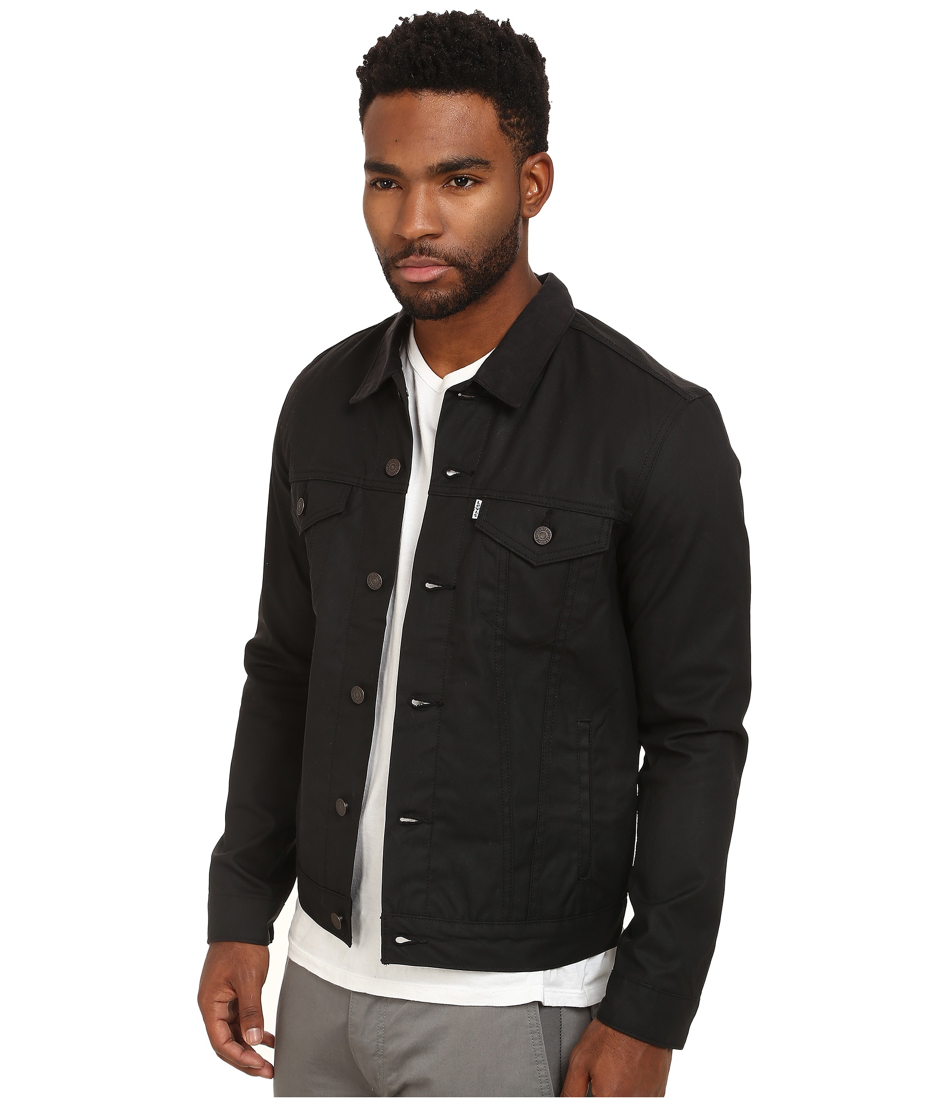 Levi S Mens The Trucker Lined Jacket