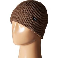 70d5d506b2b 1Sale Nixon Regain Beanie Walnut Heather - Cheap Hats 2015B