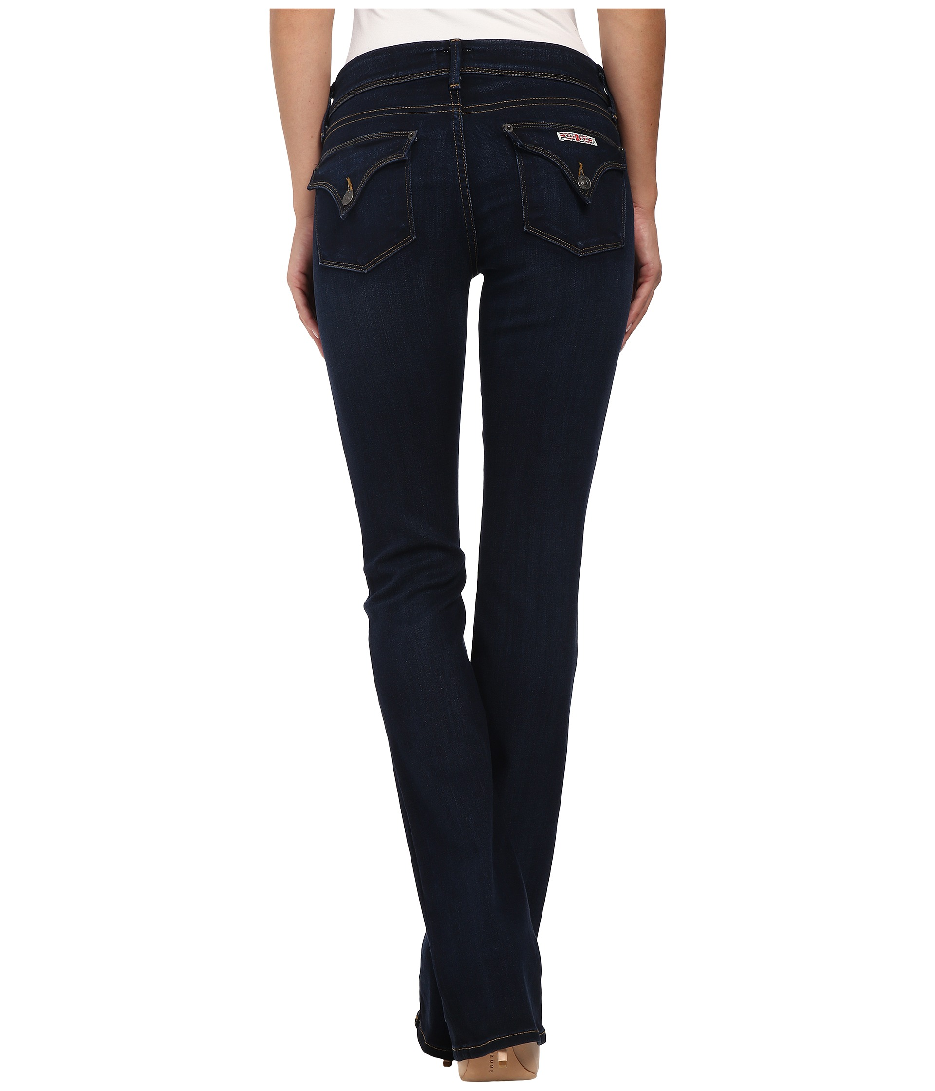 Hudson Beth Baby Boot Jeans In Oracle At Zappos Com