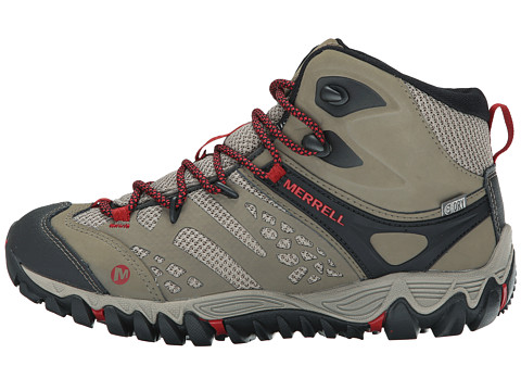 Merrell All Out Blaze Vent Mid Waterproof At 6pm Com