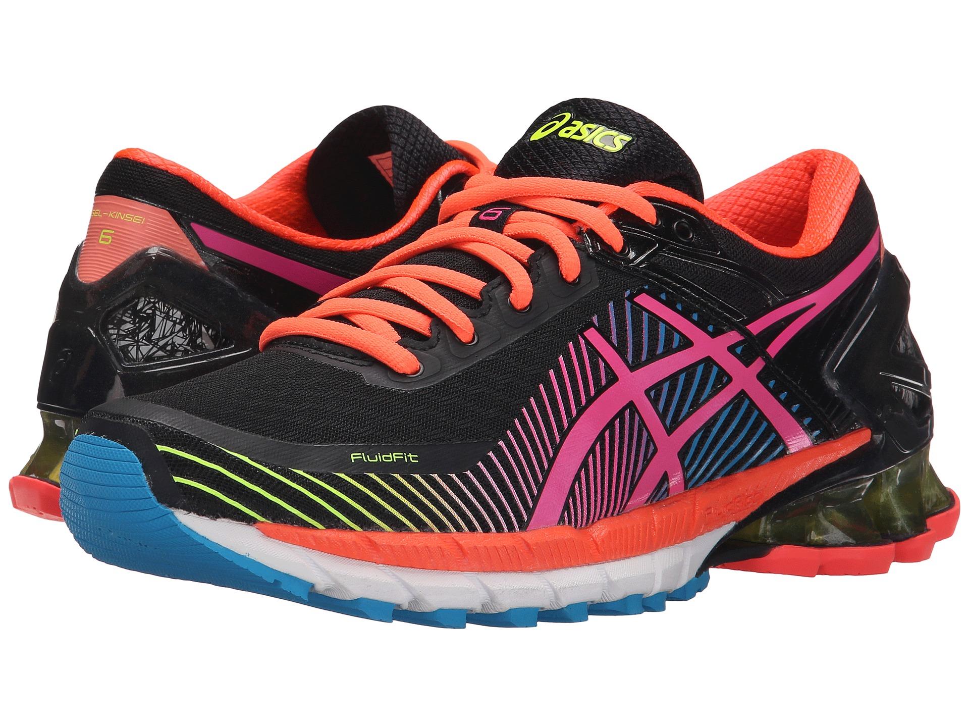 Asics GEL KINSEI 5: Características Zapatillas Running Runnea