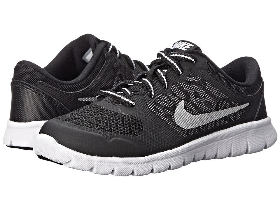 sale retailer 4eb3c 934d5  23.00 More Details · Nike Kids - Flex 2015 Run (Little Kid) (Wolf Grey  Black