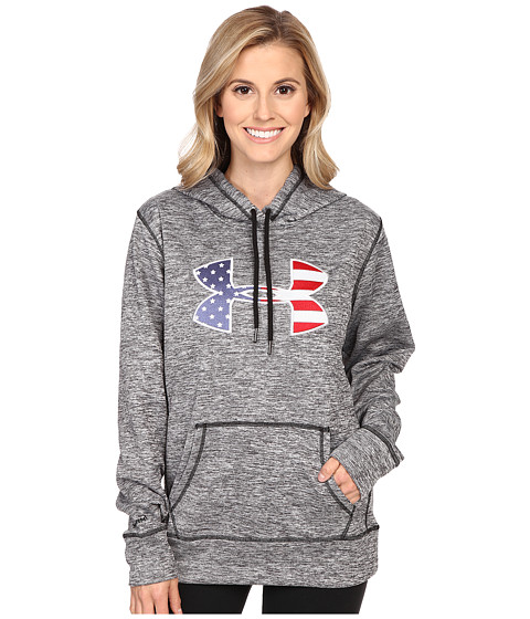Under armour flag hoodie
