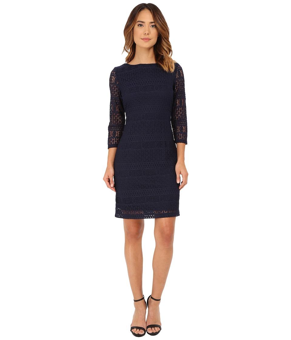 ab9e4917ab rsvp - Emma Lace Dress (Navy) Women s Dress