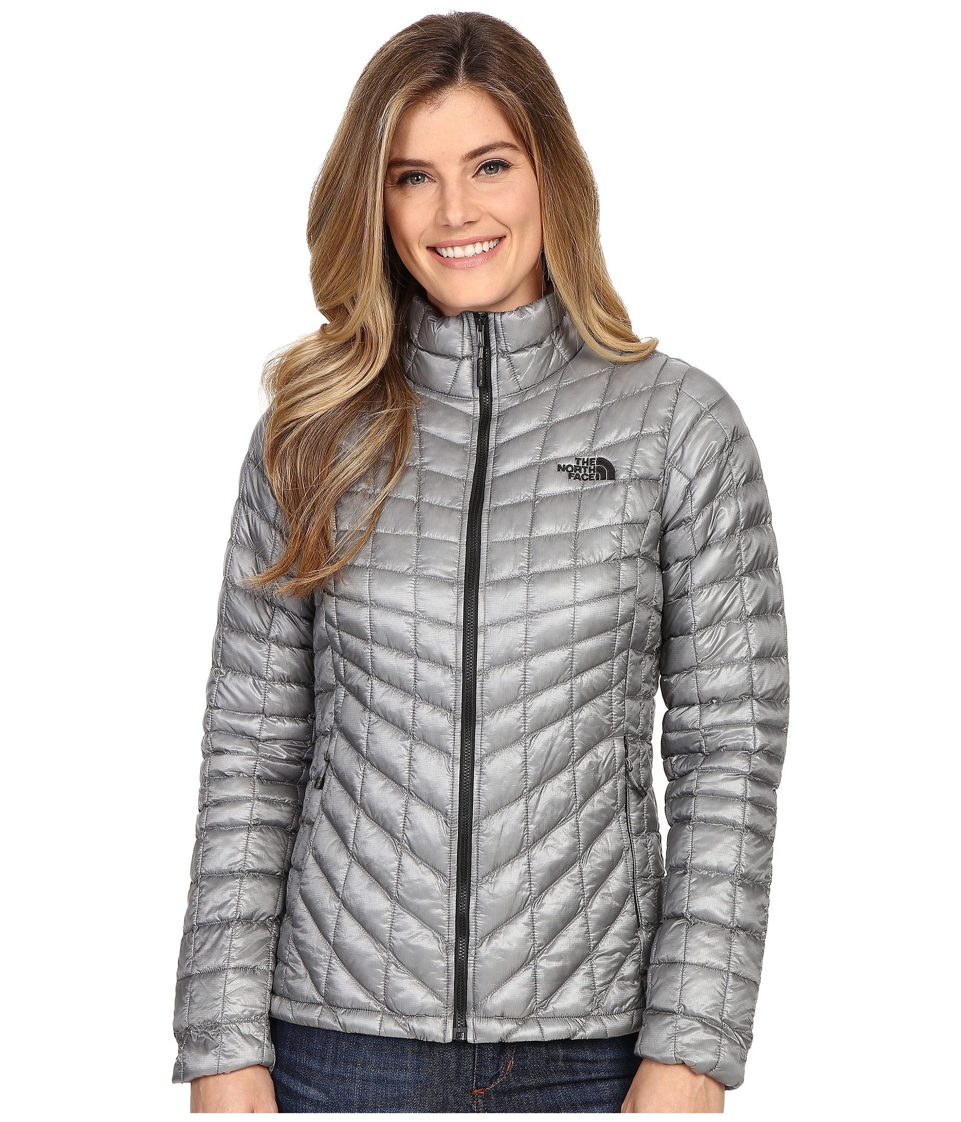 2852257472a6 women s north face thermoball full zip jacket - Marwood ...