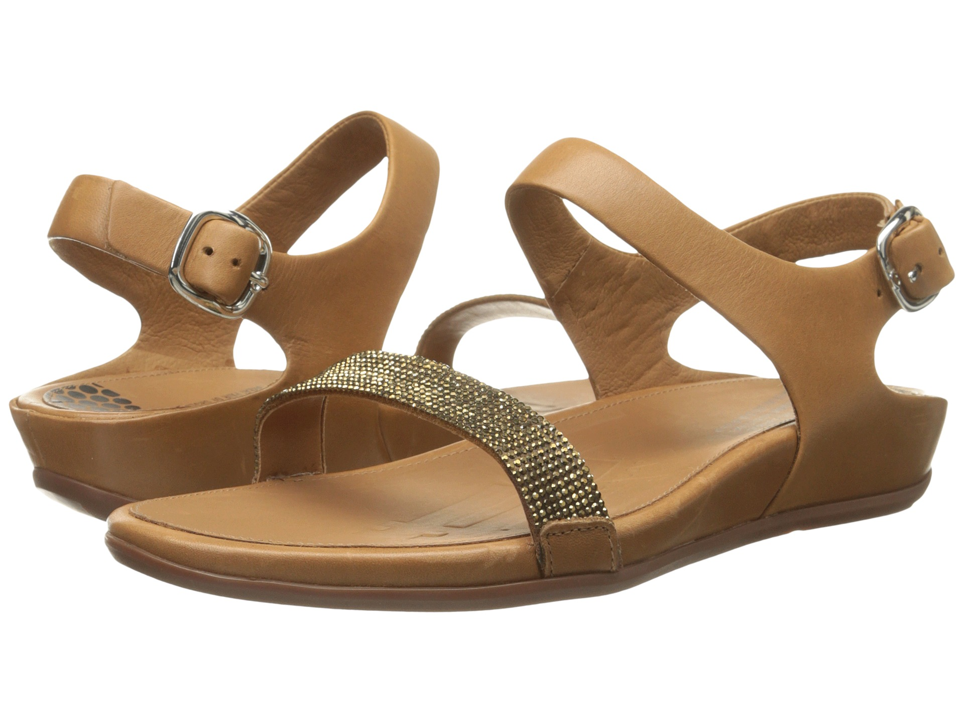 FitFlop is the result of a beauty industry pro combining forces with biomechanists to create the most comfortable yet chic sandals around. Made from triple-density Microwobbleboard™ material and showcased in a wide variety of styles, you'll feel an immediate difference when you wear FitFlops.