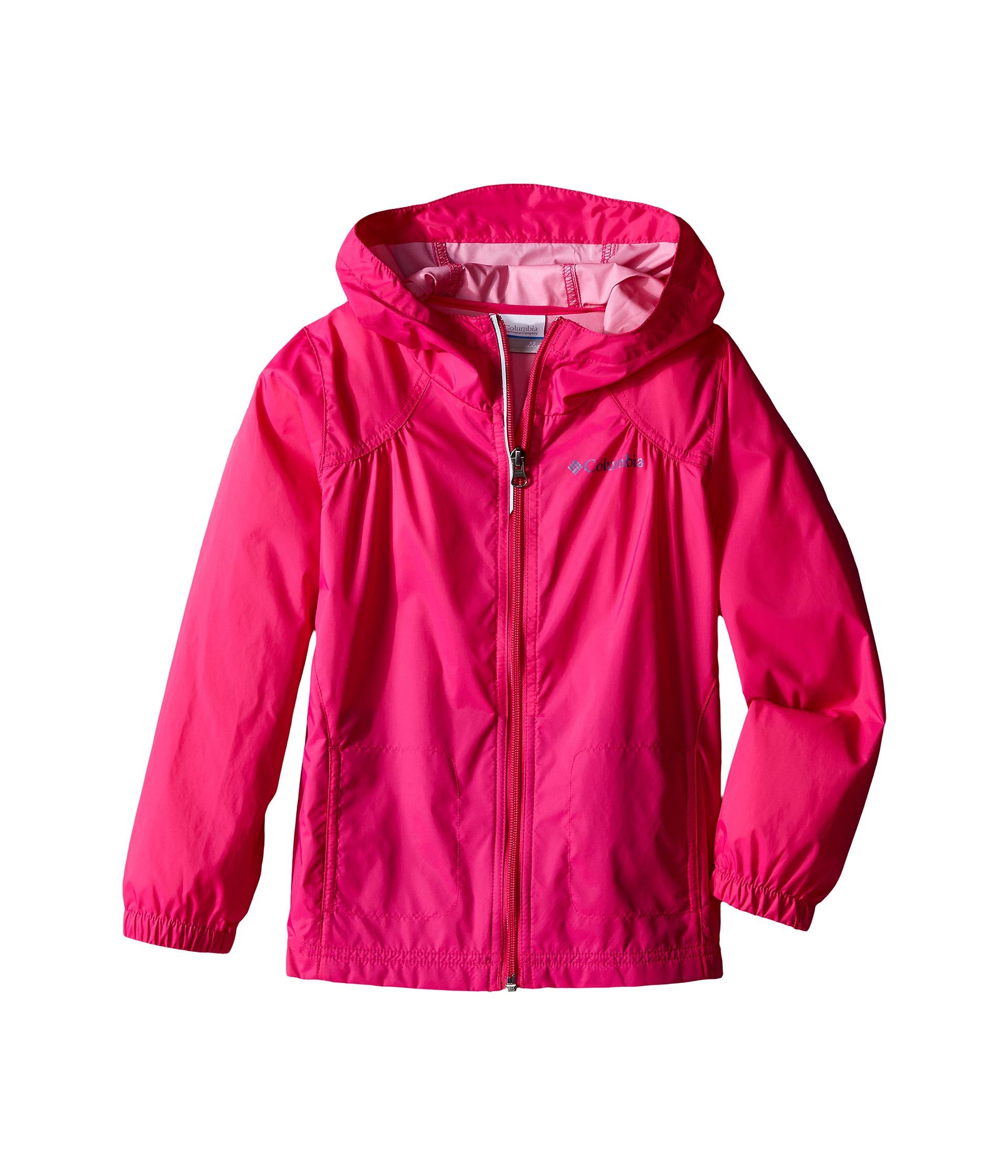 Columbia Kids Switchback™ Rain Jacket (Little Kids/Big ...