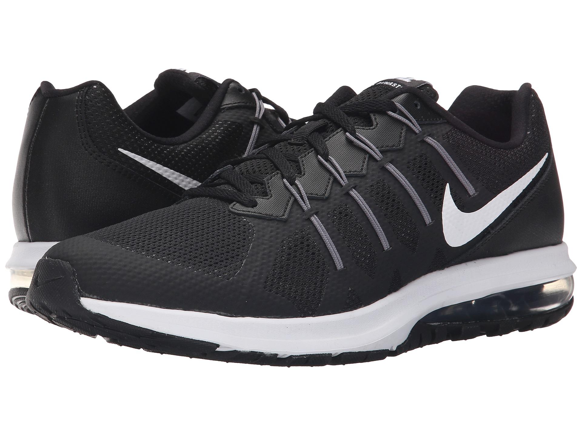 114cc63fcb Nike Air Max 2010 Fashion Black White Mens Running Trainers Shoes
