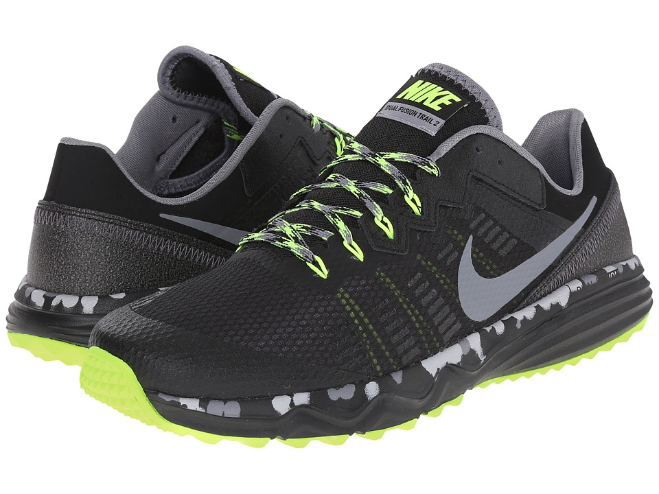 806aee41295 20 Sierra DUAL FUSION ST 2 Nike デュアルフュー John ST2 mens running shoes 454242  010 . ...